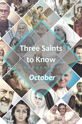 Three Saints to Know in October