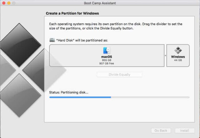 3 Metode Mudah Cara Menjalankan Windows pada Mac - Boot camp 4