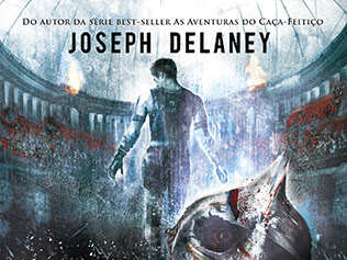 [Resenha] Arena 13, de Joseph Delaney e Bertrand Brasil (Grupo Editorial Record)