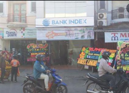 Alamat lengkap dan Nomor Telepon Kantor Bank Index di Makassar