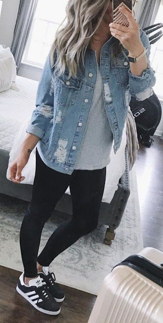 How To Wear Denim Jackets In Different Styles