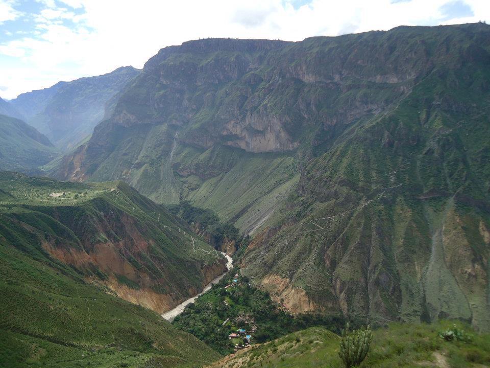 Valle de Sangalle