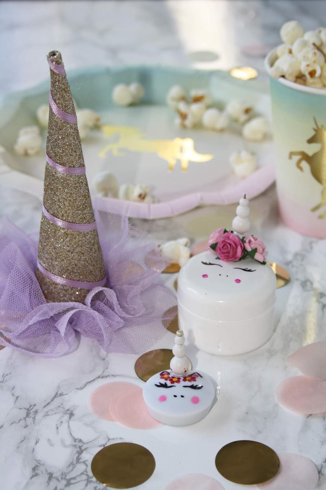 Basteln Malen Kuchen Backen Einhorn Zaubercreme Und Magnet