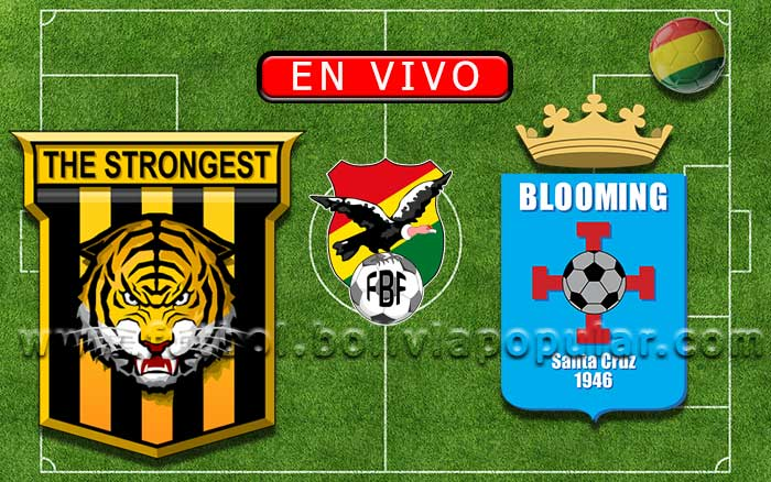 【En Vivo】The Strongest vs. Blooming - Torneo Clausura 2019