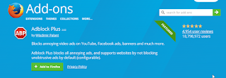 Cara Menghilangkan Iklan Yang Mengganggu Di Browser Mozila Dan Chrome