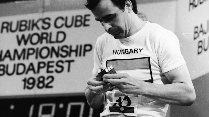 Kilas Balik: Kejuaraan Kubus Rubik Dunia Pertama Tahun 1982