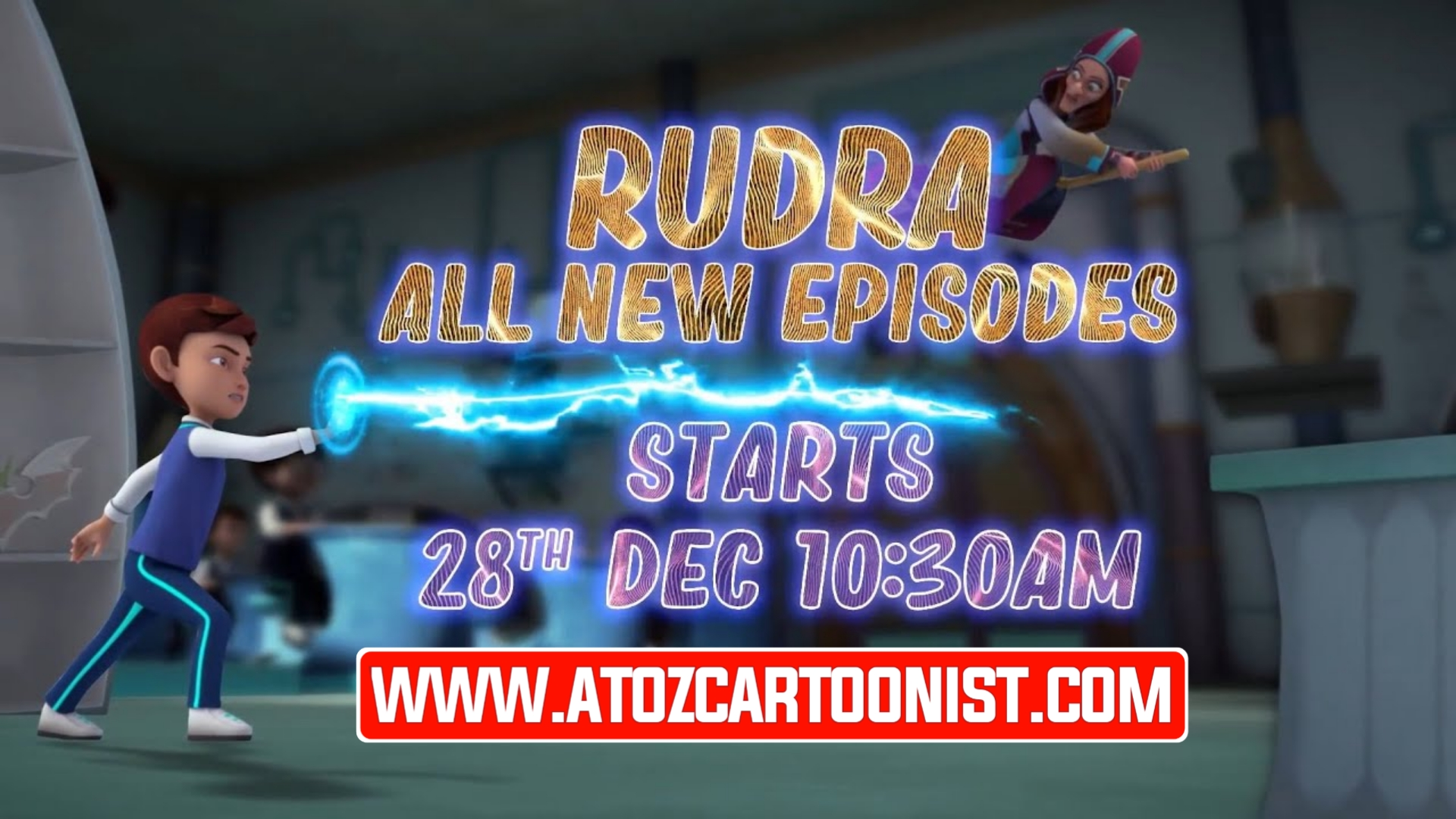 RUDRA ALL NEW EPISODES IN HINDI DOWNLOAD (480P HQ)