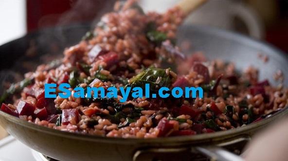 பீட்ரூட் கீரை மசியல் செய்முறை | Beetroot Spinach Mousse Recipe !