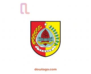 Logo Kabupaten Jember Vector Format CDR, PNG