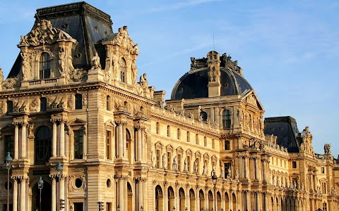 Ancient history of the Louvre Museum