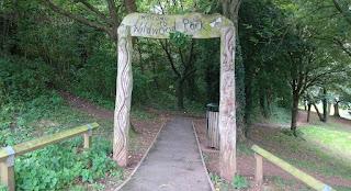 Wildwood Park in Stafford