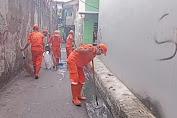 PPSU Kel.Duri Selatan Adakan Giat Bersih Bersih Wilayah