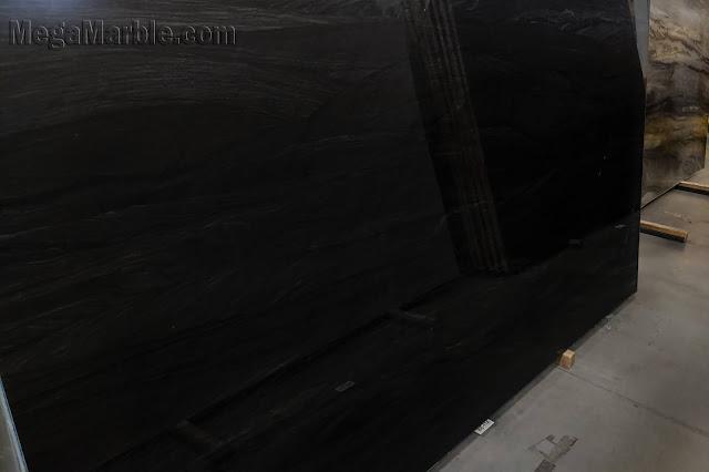 Black Quartzite Slabs & Countertops