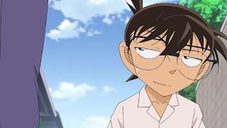 名探偵コナン 第1014話 魔王と呼ばれた小説家 | Detective Conan Episode 1014