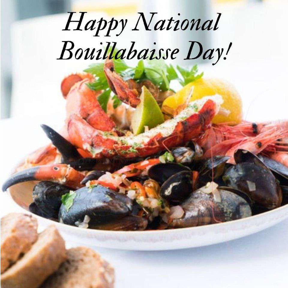 National Bouillabaisse Day Wishes pics free download