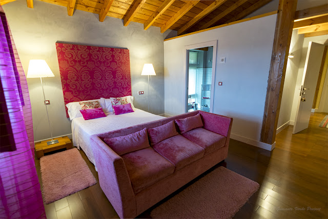 Casa Rural Etxegorri, habitación Iparraldekoa por El Guisante Verde Project