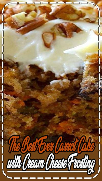 This carrot cake recipe truly is the BEST carrot cake I've ever had and converted me into becoming a carrot cake lover! So supremely moist, fluffy and delicious. Add or omit mix-ins to suit your preference, but this cake has pineapple and pecans which give it ample flavor.