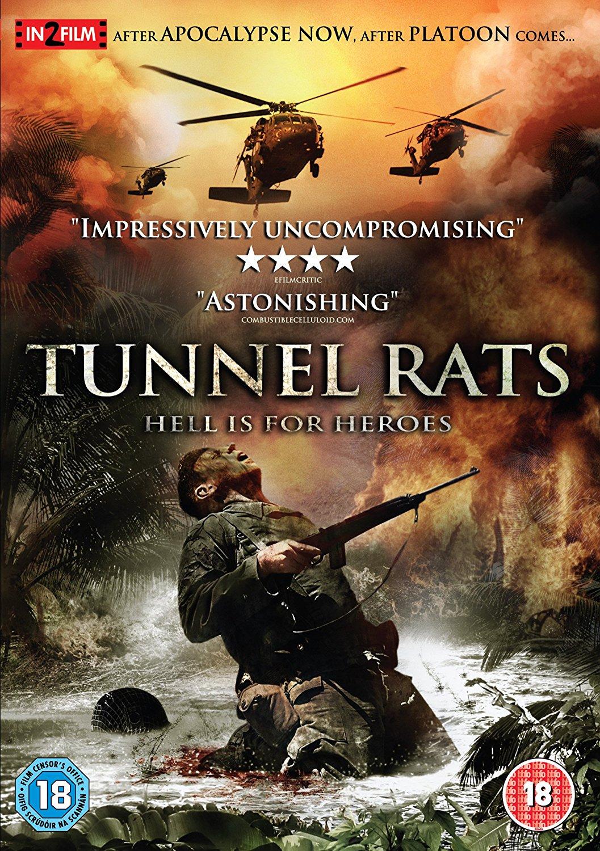 Capa do Filme Tunnel Rats