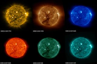 Εντυπωσιακές εικόνες του Ήλιου από την NASA, (BINTEO)