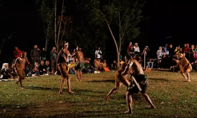 Tari Poang Suku Sakai, Budaya Siak dan Bengkalis Provinsi Riau