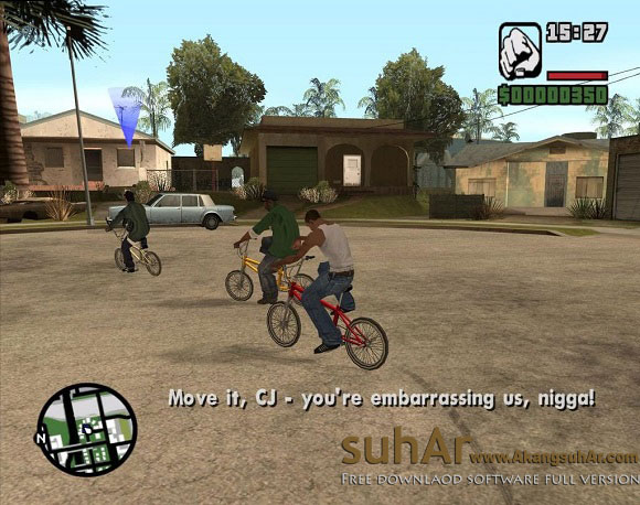 Download GAME PC Grand Theft Auto San Andreas Full Crack