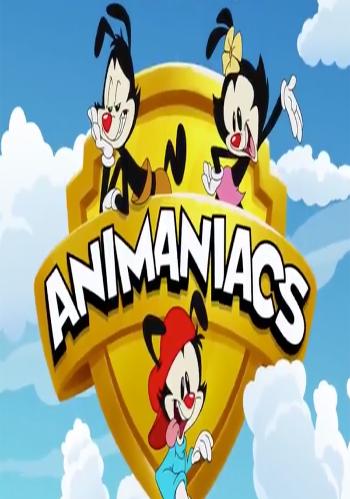 Animaniacs  Aventura en el infierno