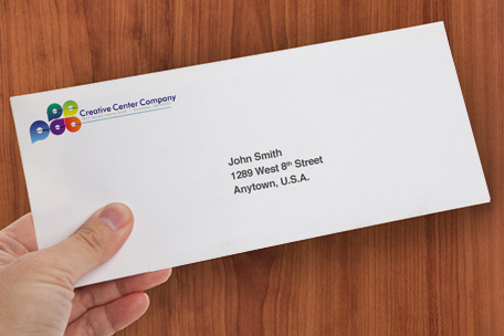 Custom envelopes printing designs custom business envelope printing services with offset business envelopes are laser safe easy to order reheart Gallery