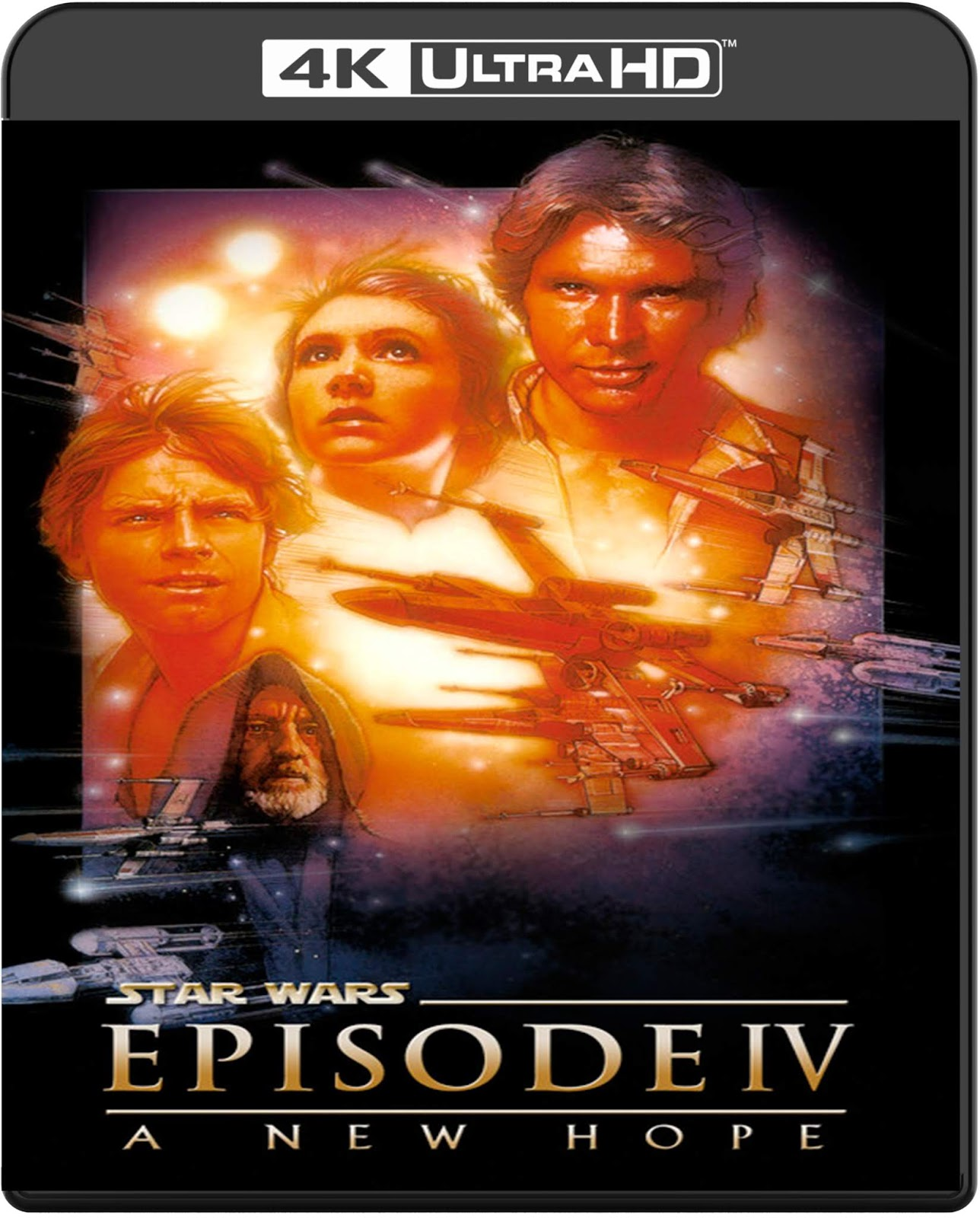 Star Wars. Episode II: Attack of the Clones [2002] [UHD] [2160p] [Latino]