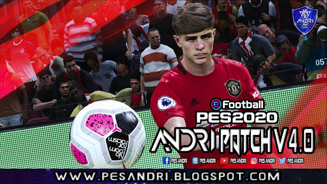 PES 2020 Andri Patch 4.0 For PC