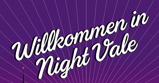 Joseph Fink & Jeffrey Cranor - Willkommen in Night Vale