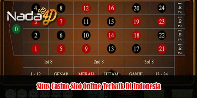 Situs Casino Slot Online Terbaik Di Indonesia