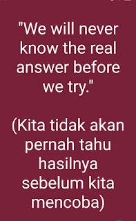 Kata mutiara bijak bahasa Inggris wisewords