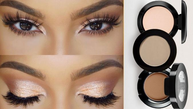 how to apply eye shadow eye makeup professionally step by step video for beginners