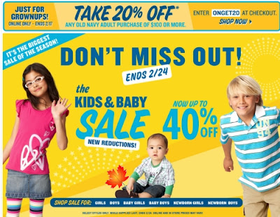 daily baby deals canada