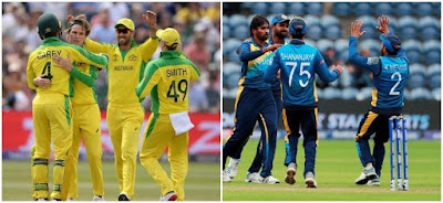 Who will win AUS vs SL 1st T20I Match