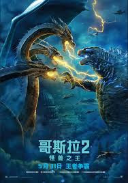 Download Godzilla 2 King of the Monsters (2019) Subtitle Indonesia 360p, 480p, 720p, 1080p