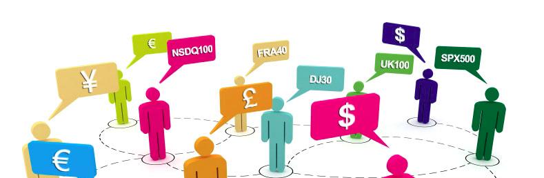 Información sobre las redes de trading social