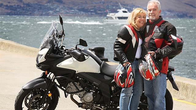 Scenic Motorcycle Navigation în App Store