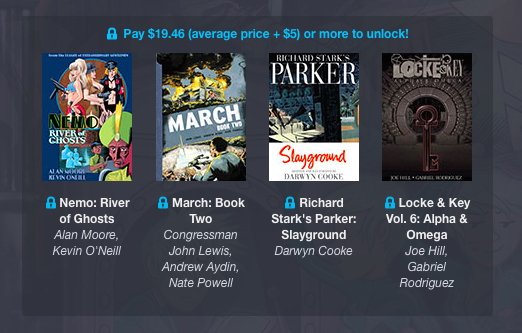 Almost Darwyn Cookes Blog Humble Bundle Digital Deal Includes
