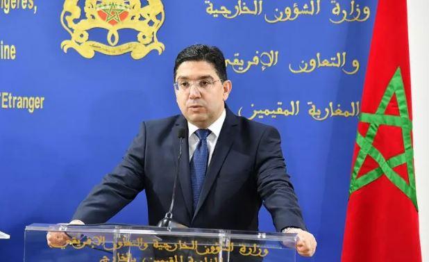 الوزير بوريطة، المغرب لا يحتاج إلى تقييم من إسبانيا ووسائل إعلامها وسجل المغرب في محاربة الهجرة معروف
