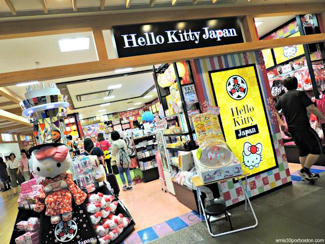 Tienda de Hello Kitty en Tokio