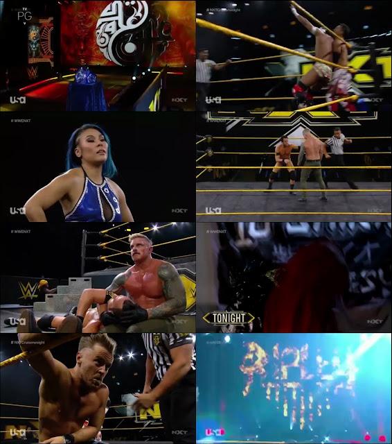 WWE NXT 20 May 2020 480p WEBRip