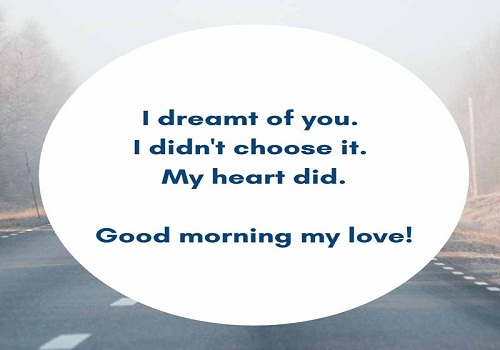 Heart Touching Good Morning Quotes For Fiance