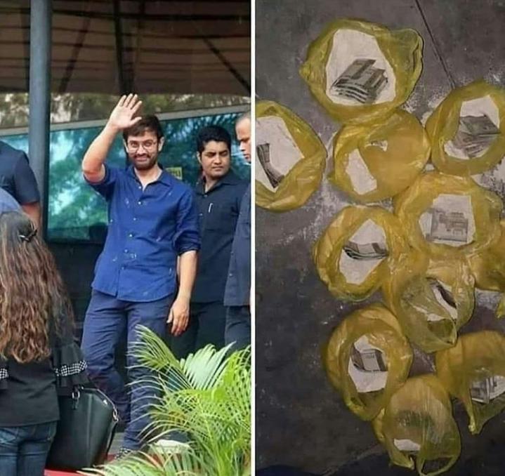 Warga Awalnya Tolak Bantuan Aamir Khan, Dikira Tepung Doang Ternyata Ada Rp3 Juta