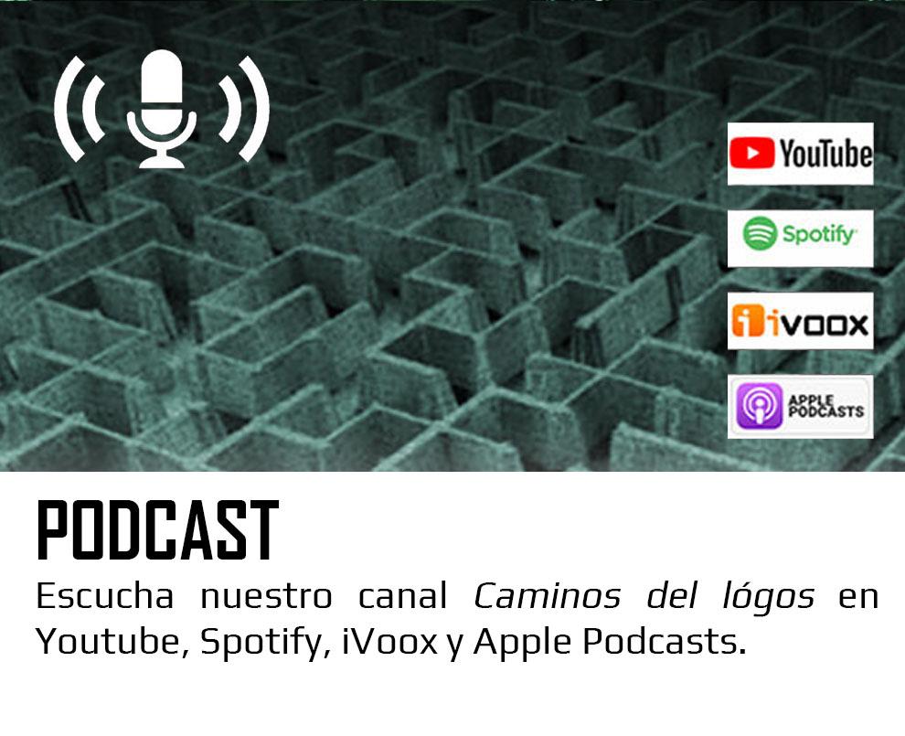 Podcast | Caminos del lógos. Filosofía contemporánea y crítica de la cultura.