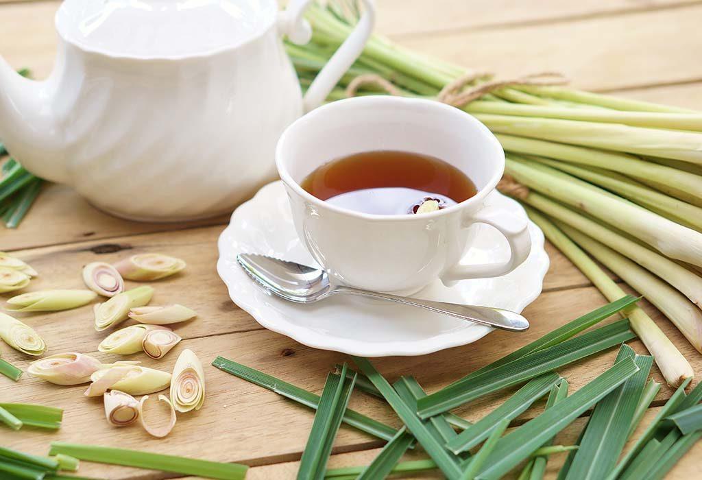 11 Benefícios do Chá de Capim-Limão à Saúde