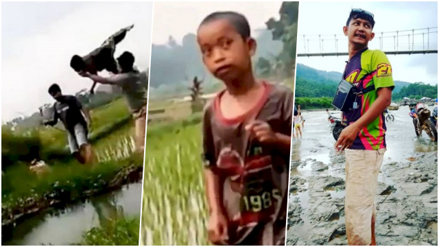 Astaga! Bocah Yatim yang Dibanting ke Kubangan Air, Kemaluannya Diolesi Balsem oleh Pelaku