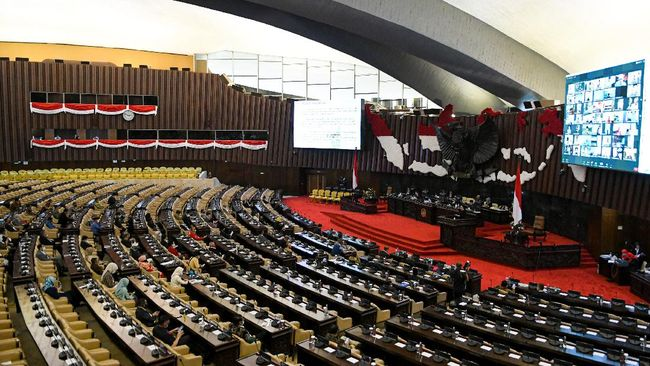 DPR Setujui RUU Perdagangan