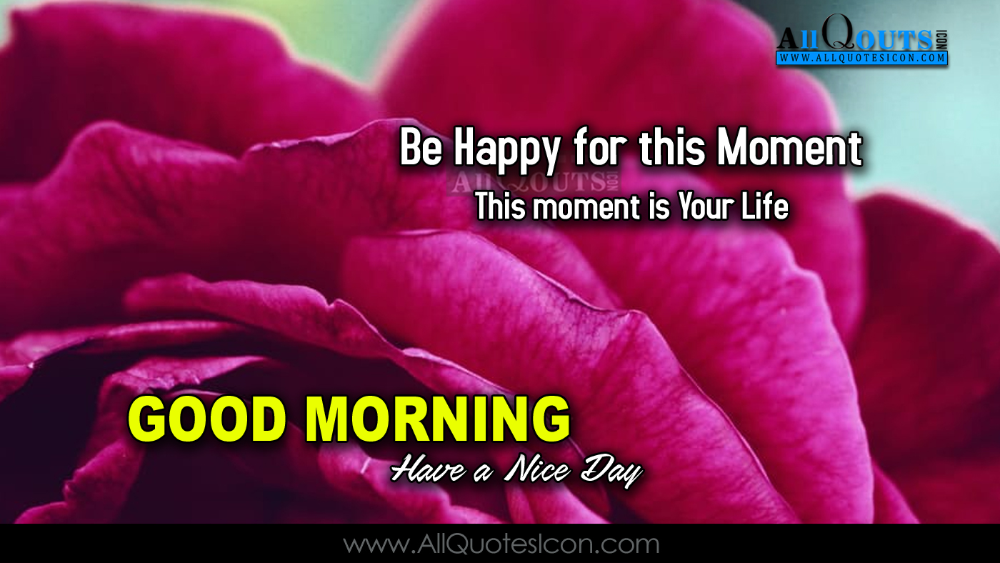 Good Morning Quotes Motivational In English : Good morning english quotes wishes and greetings