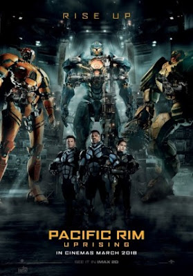 Pacific Rim Uprising 2018 Dual Audio HC HDRip 480p 350Mb x264